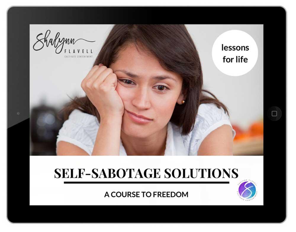 selfsabotageipad